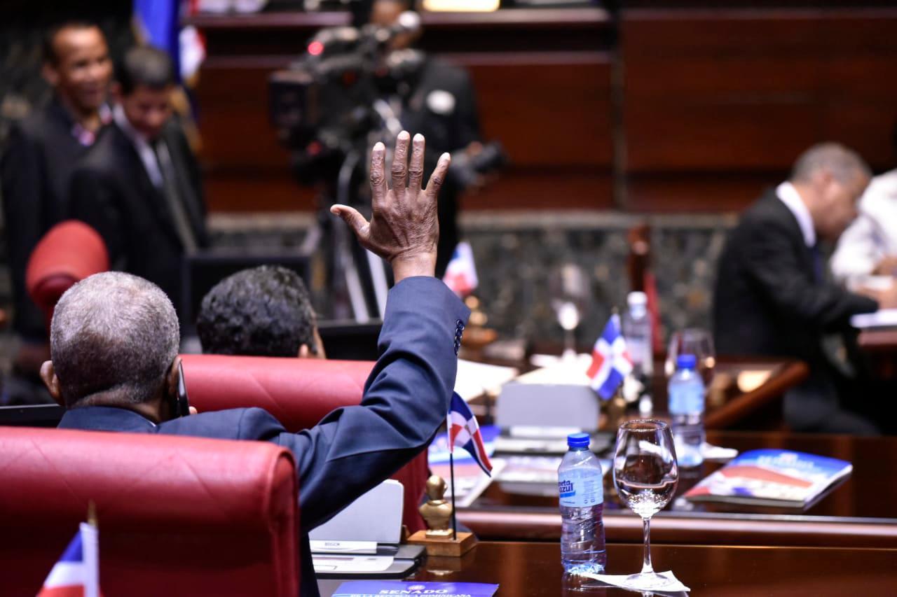 Senadores RD