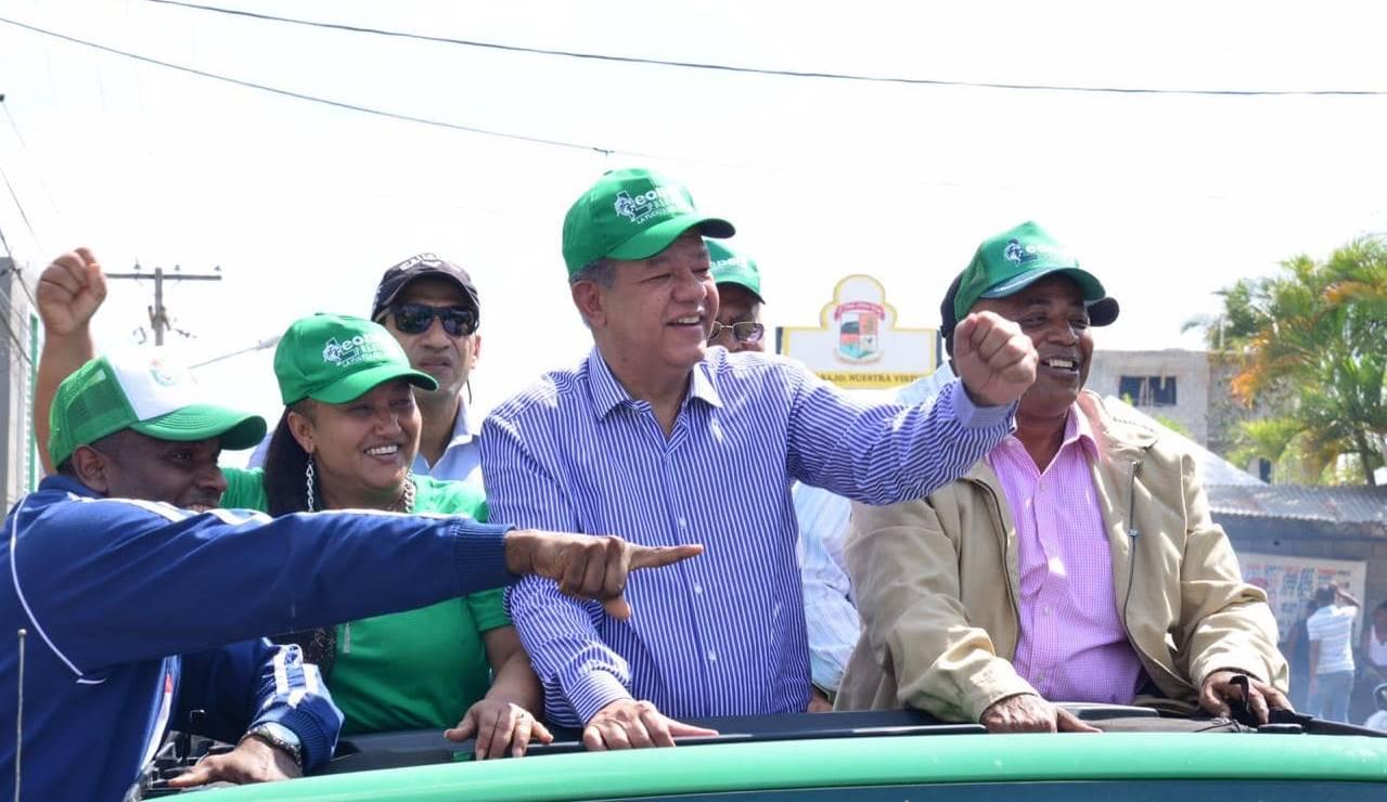 Leonel Fernández y la FP