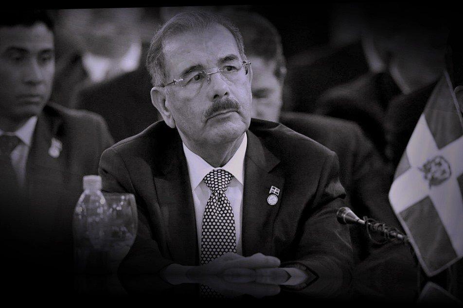 Danilo Medina Sánchez, expresidente de la República